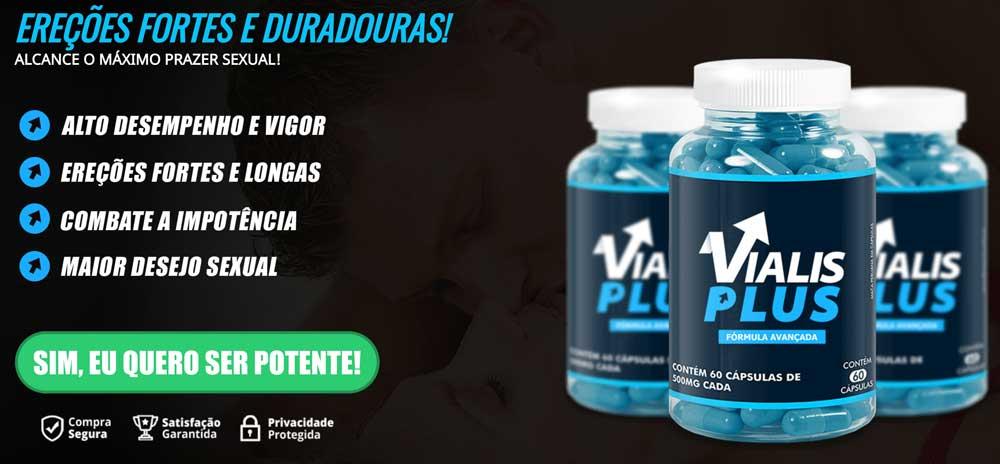 Vialis Plus Benefícios