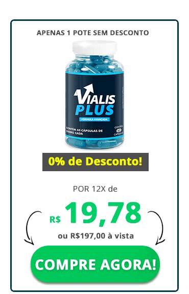 Vialis Plus Preço 1 Pote